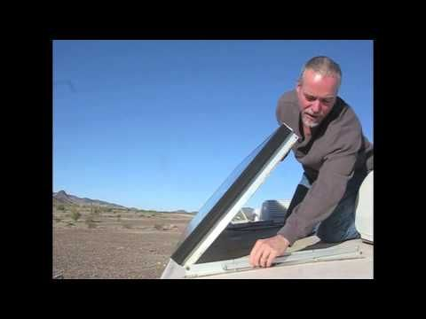 How to generate more power from your RV roof solar panels