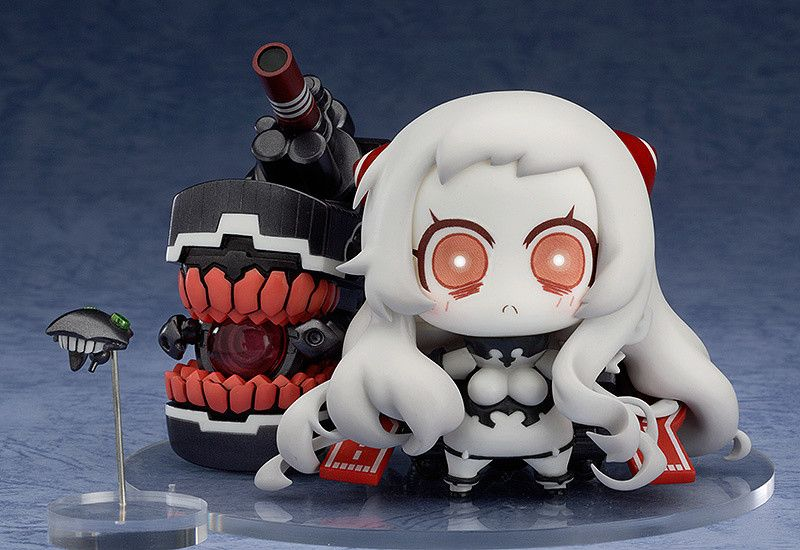 """""""Sink... to the bottom... again... and again...""""      From the popular game 'Kantai Collection -KanColle-' comes a figure of the abyssal ship that featured as the boss on the 'Ironbottom Sound' event map, 'Ai..."""