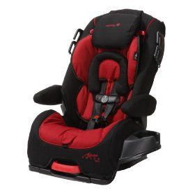 7 reviews, 4.5stars, $137, Rec by a twin father. Can also buy at target and costco. Fits 5-100lbs.  May be big for my car, but at the time they outgrow infant carriers this can fit forward facing- might help. Can use on airplane.