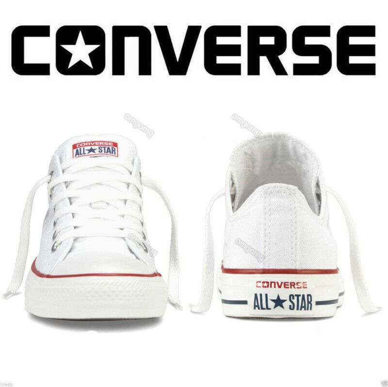 all star donna converse basse