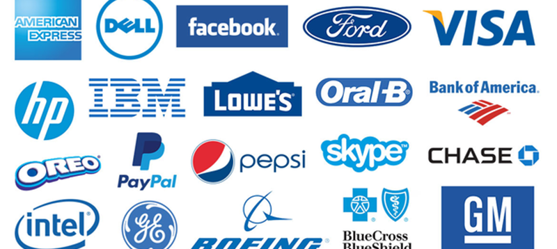 Blue Logos What Does The Color Blue Mean Logo branding