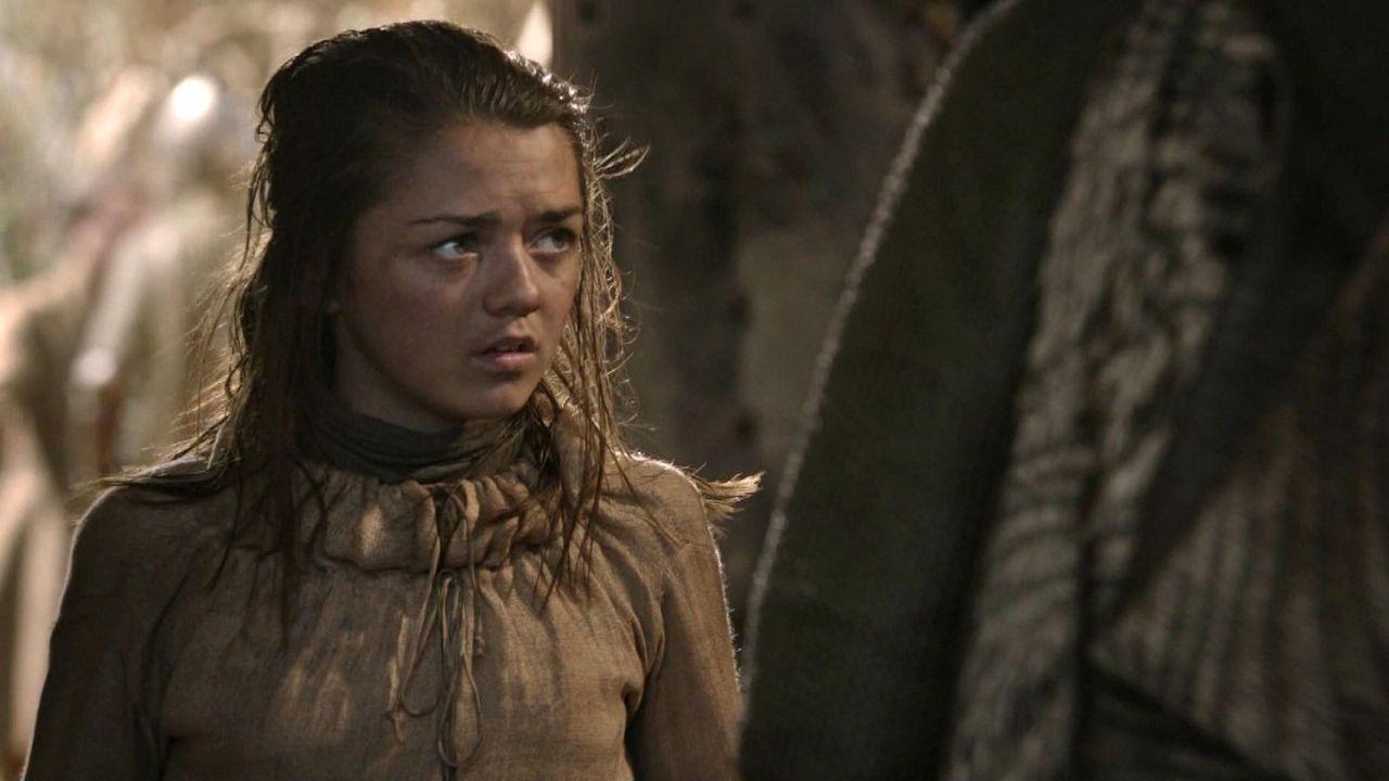 The Adventures Of Arya Stark Game Of Thrones Season 1