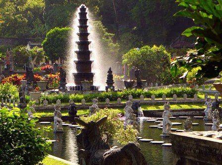 Tirta Ganga Park Bali Bali Bali Indonesia Indonesia