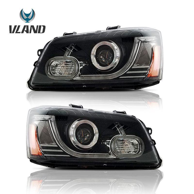 Headlights Assembly For Toyota Kluger/Highlander 20012007