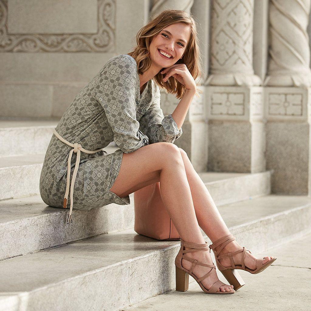 LC Lauren Conrad Sunrise Women's High Heels   Kohls   Celebrity street style, Womens high heels ...