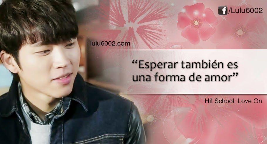 Frase Del Dia Kdramas Y Kpop Lulu6002 Frases De Doramas Frases