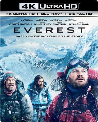 c727e74a765ce Everest  4K Ultra HD Blu-ray Blu-ray   2015  in 2019