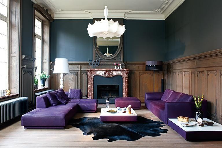 Lieblings-Sofas - Polstermöbel aus Leder und Stoff