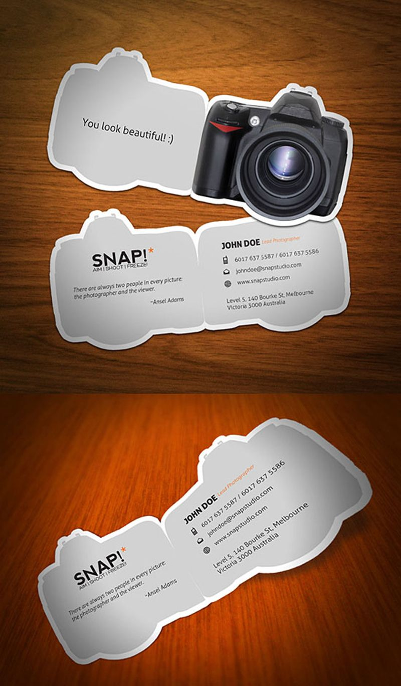 40 Most creative business card designs for your inspiration ...