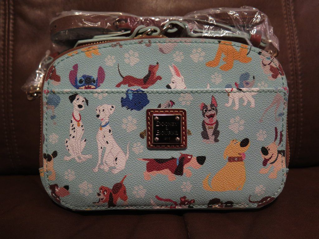 39a9ec133 You Can Still Get A Disney Dog Dooney And Bourke Bag Delivered In Time For  Christmas!