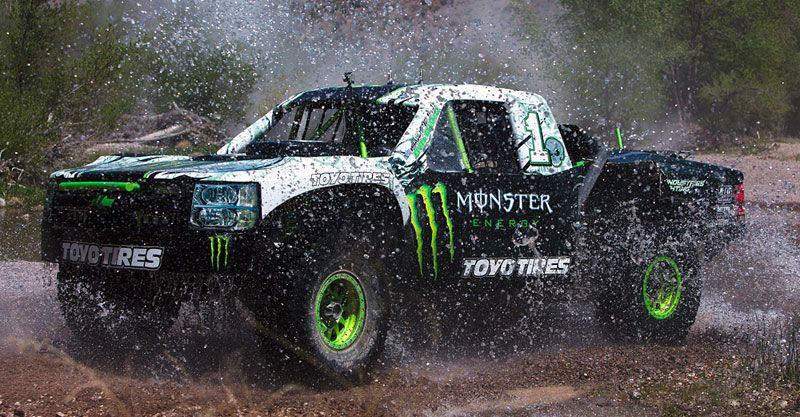 Trophy Truck Trophy Truck Monster Energy Baja Truck