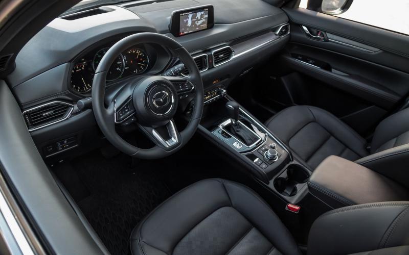 Mazda Cx 5 Grand Touring 2019 Mazda Mazda Cx5 Mazda Cx5 Interior