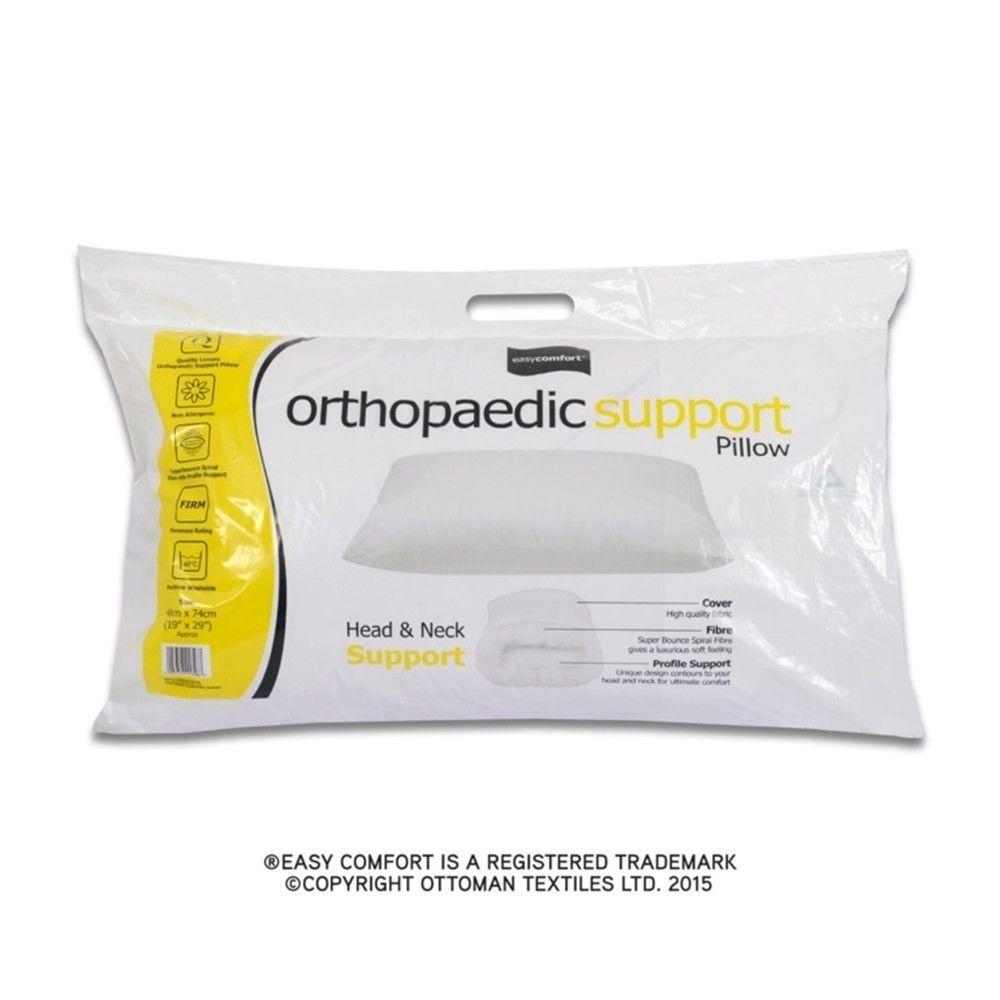 Details zu Oreiller De Soutien Orthopédique Confort Facile