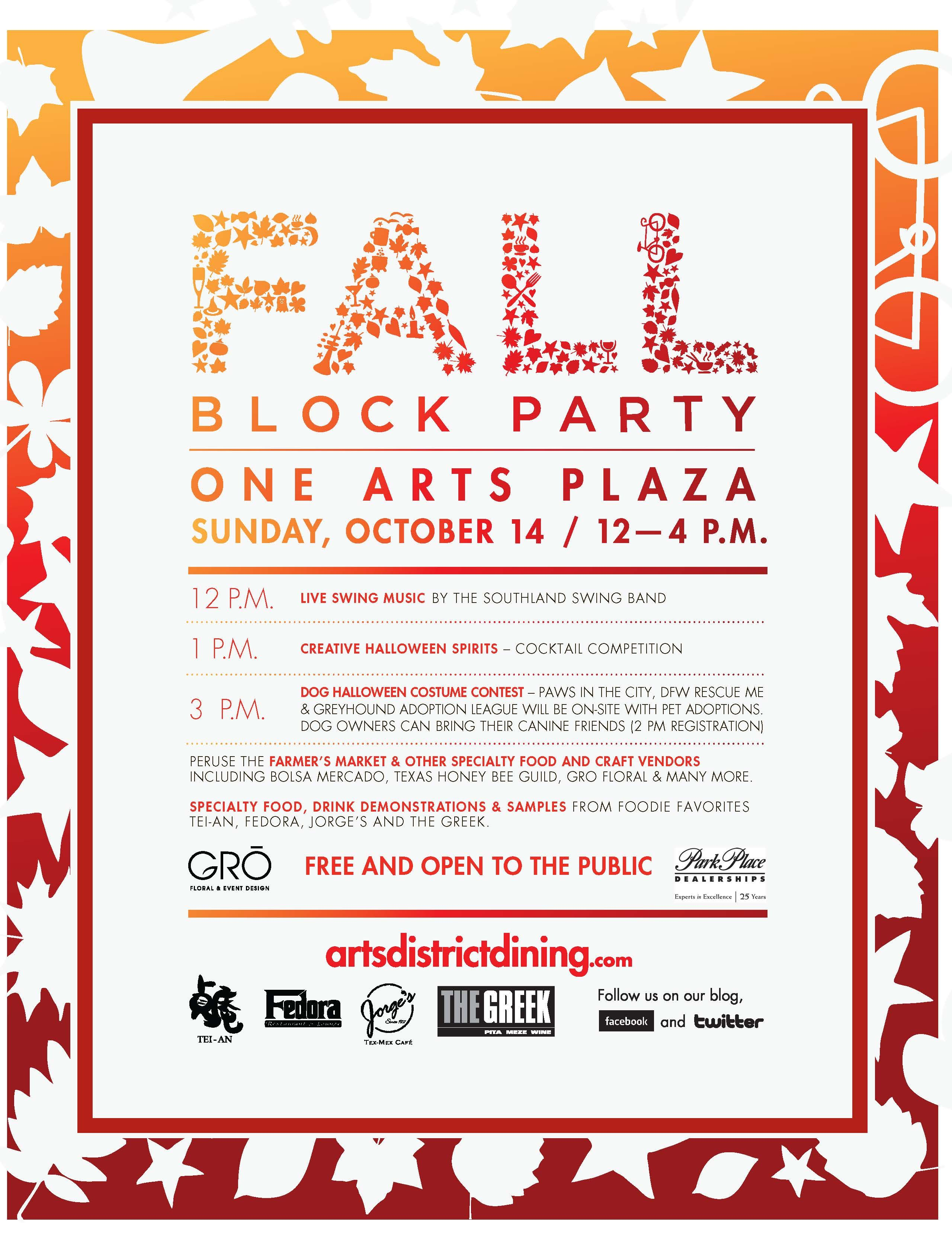 Fall Flyer  Graphic Design
