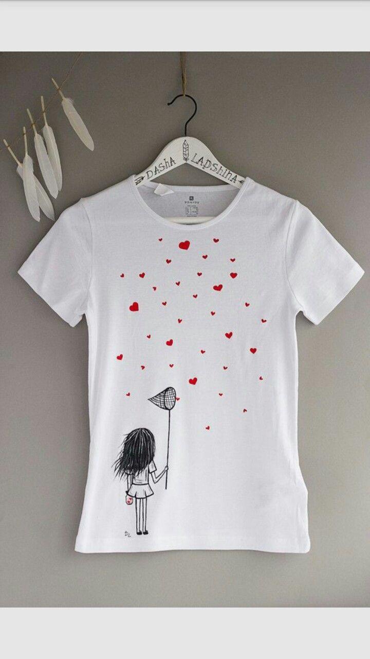 T Shirt Painting Ideas Pinterest Bcd Tofu House