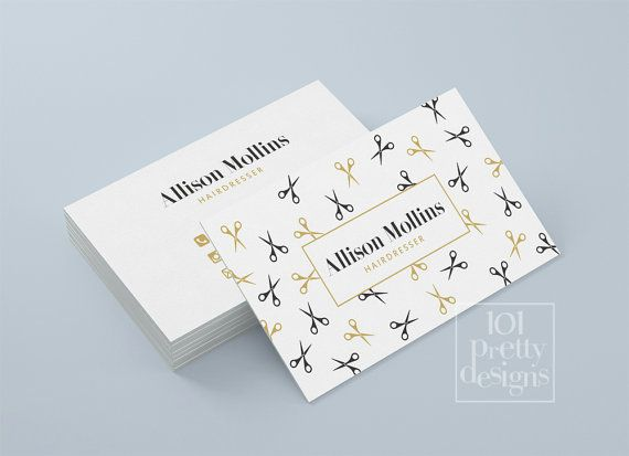 hairdressers business cards