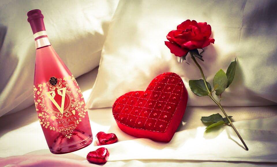 Feliz Dia de San Valentin... #Vordeaux