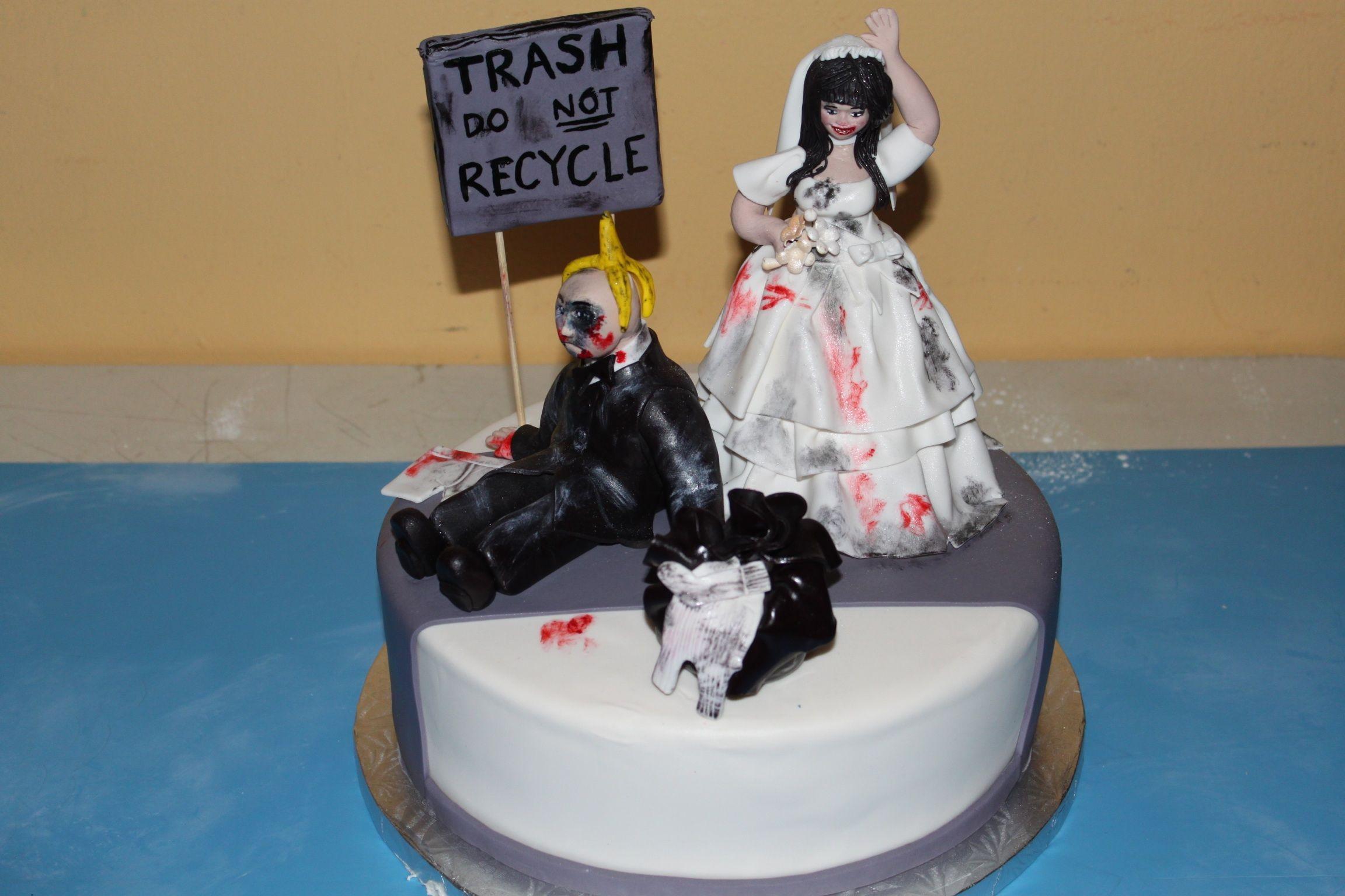 Divorce cake | Divorce Cakes | Pinterest | Cake