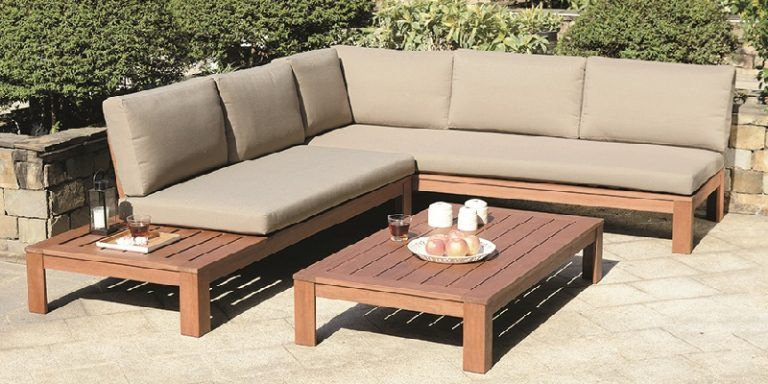 Image For Garden Wooden Sofa Designs Trends And Ideas 2018 2019 Corner Sofa Set Garden Sofa Set Garden Sofa