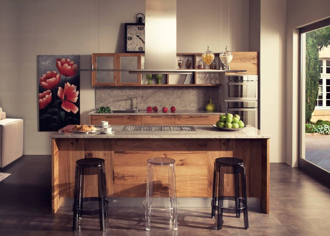 8 fantastiche cucine moderne con isola! | Pinterest | Kitchens and House