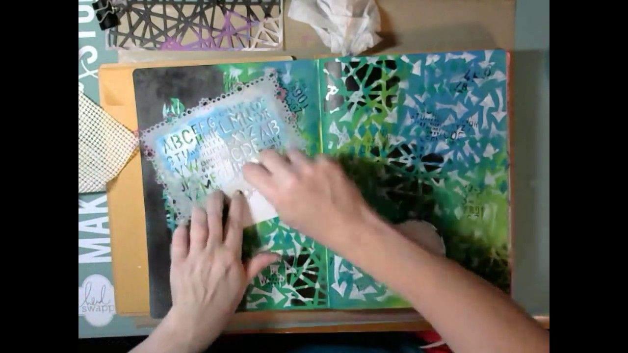 Art Journal Prompts Week 43-Play