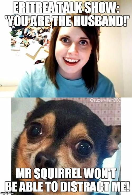 3a05de833421f4e9fb8dbc11492d6cac overly attached girlfriend with boyfriend's response meme generator