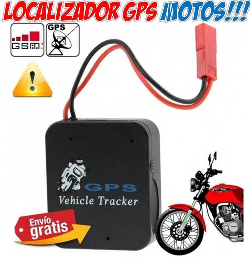Localizadorgps Localizador Tracker Rastreador Gps Coche Moto