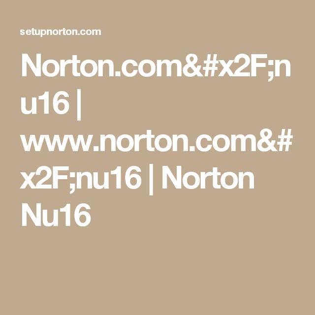 Norton My Chart