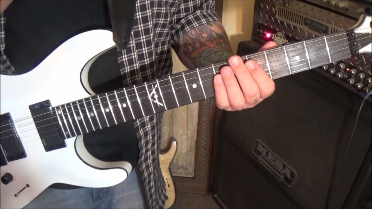 How To Play Doctor Doctor By Ufo Cvt Guitar Lesson By Mike Gross