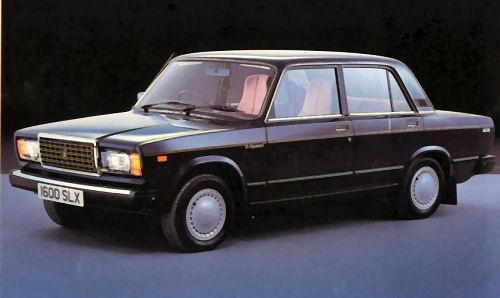 Lada Riva My First Car It Started Thing Every Morning Never