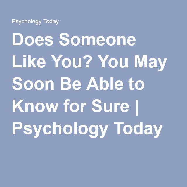 Does someone like you
