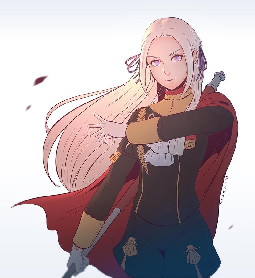 Edelgard from Fire Emblem Three Houses! [Xpost r