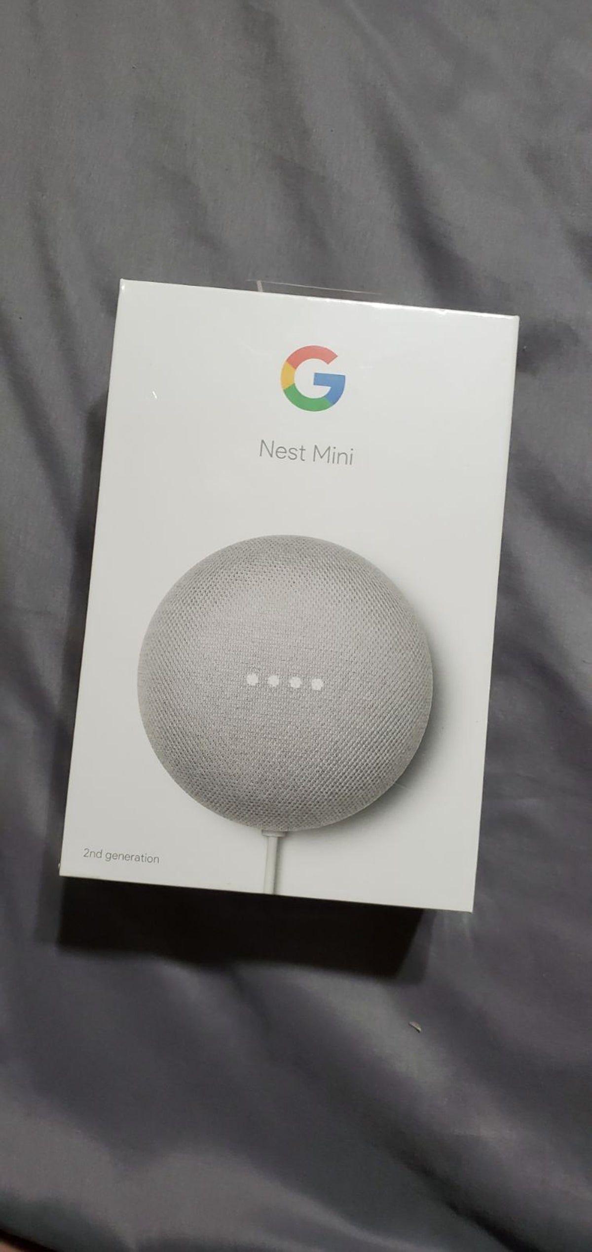ミニ と は グーグル ネスト