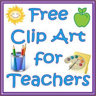 free clip art for teachers several links with cute clip art clip rh pinterest com au free teacher clip art borders free teacher clip art images
