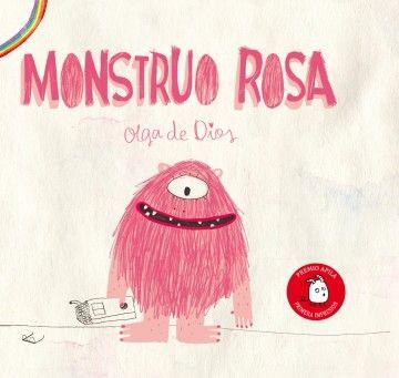 Monstruo Rosa 2013 En Pdf Epub Mobi Y Ebook Cuento Infantiles Libro Infantil Libros De Cuentos