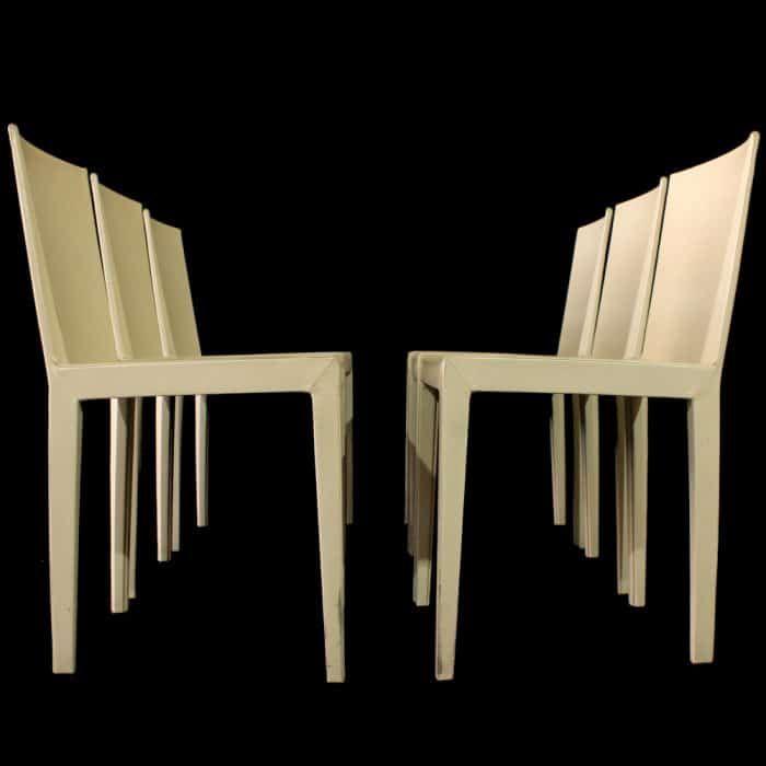 Matteo Grassi Mobili.Gruppo 6 Sedie Matteograssi Mod Elisa Design Luigi