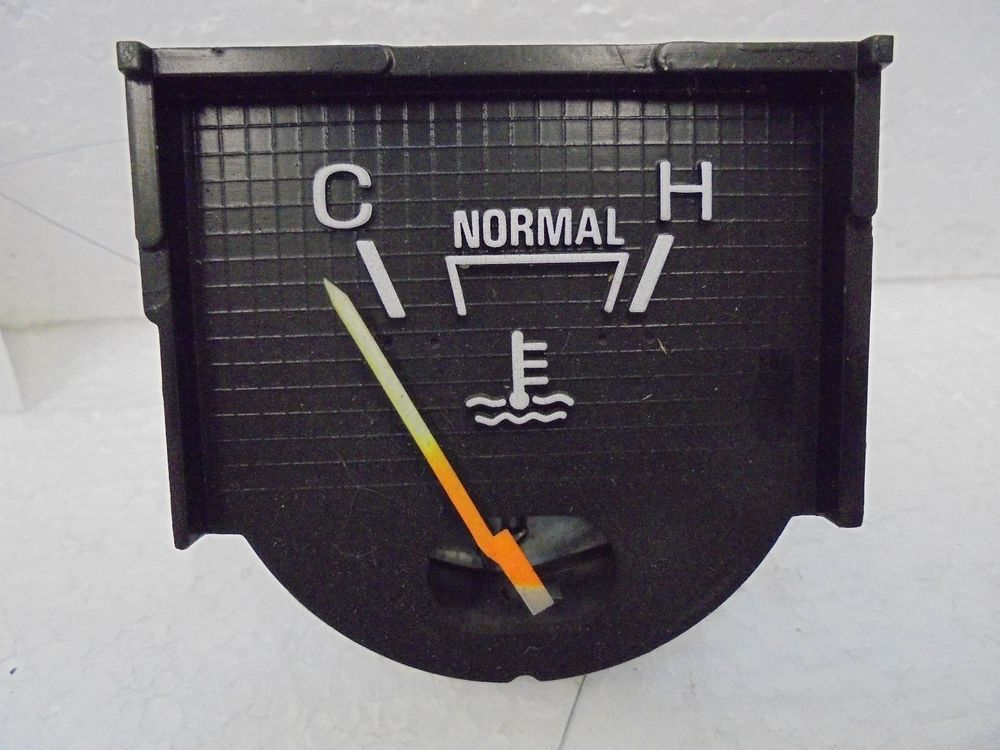 Ford F150 Dash Water Temperature Gauge 80 81 82 83 84 85 86 F250 F350 Bronco F250 Used Car Parts Ford F150