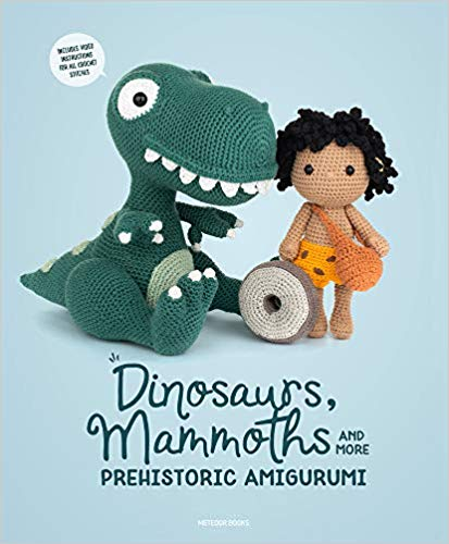 The Big Book of Little Amigurumi: 72 Seriously Cute Patterns to ... | 500x413