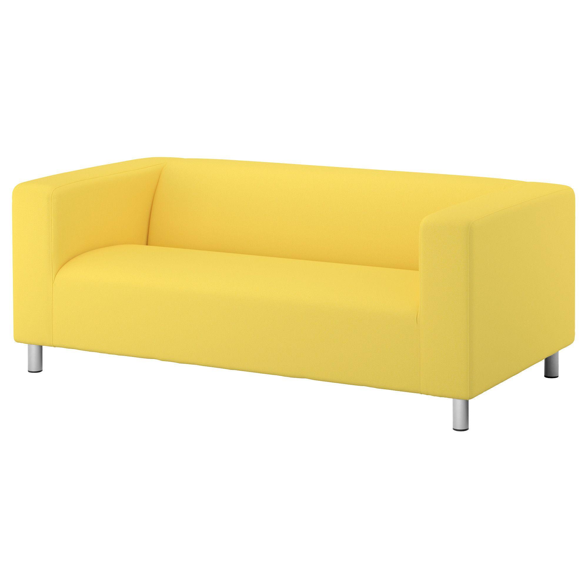 KLIPPAN, 2er-Sofa, Vissle gelb, gelb Jetzt bestellen unter: https ...