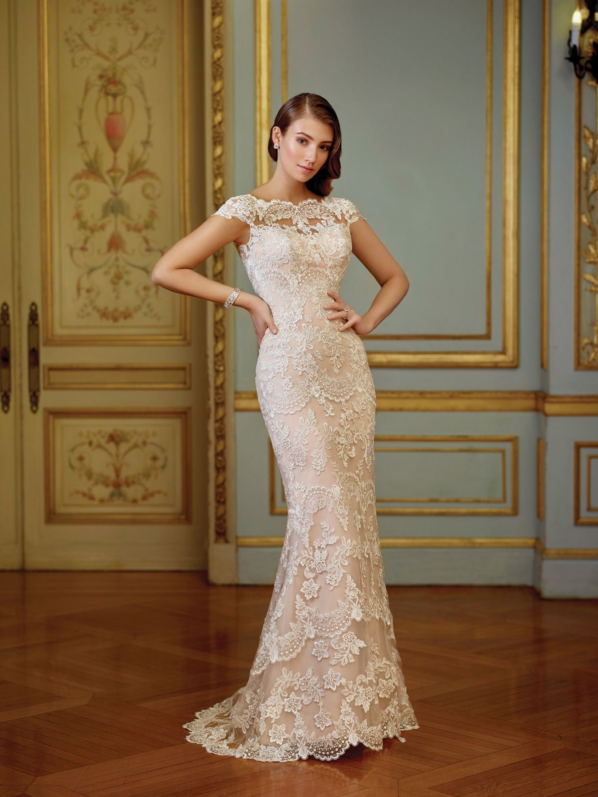 Vestido De Noiva - 117291   noivas   Pinterest   Wedding fun ...
