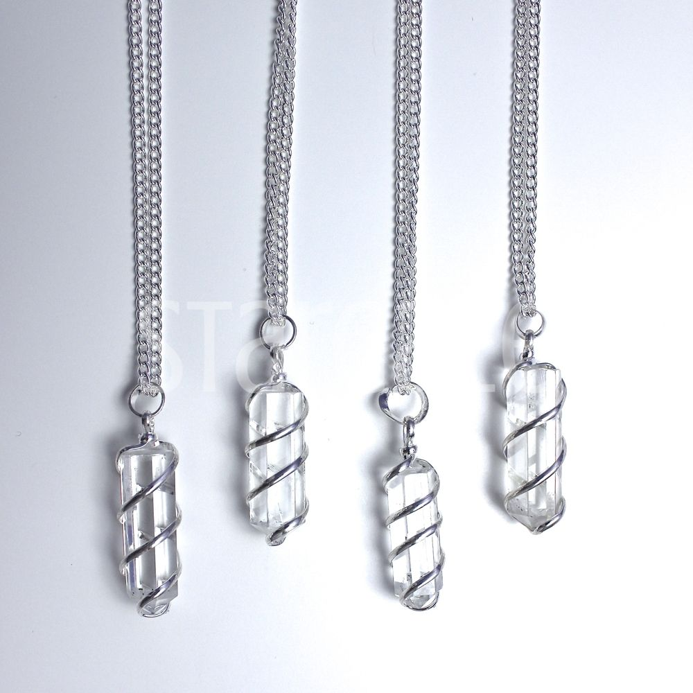 Image of LIMTED TIME - Spiral Clear Crystal