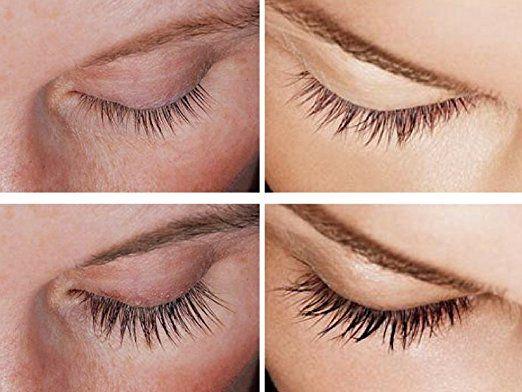 5477bed78d0 Amazon.com : Organyc Eyelash & Eyebrow Growth Serum (High Potency) Grows