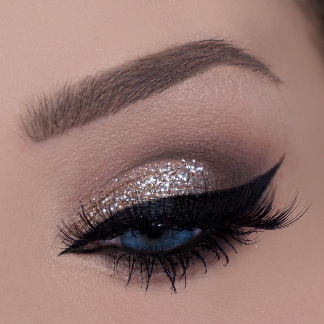 Glitter Makeup Eyes Lipsticks Pinterest Make Up Eye Make Up