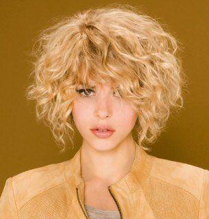 Fotos de cortes de pelo con permanente