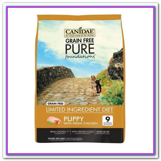 Canidae Dog Food Reviews >> Best Limited Ingredient Dog Food Reviews Best Dog Foods