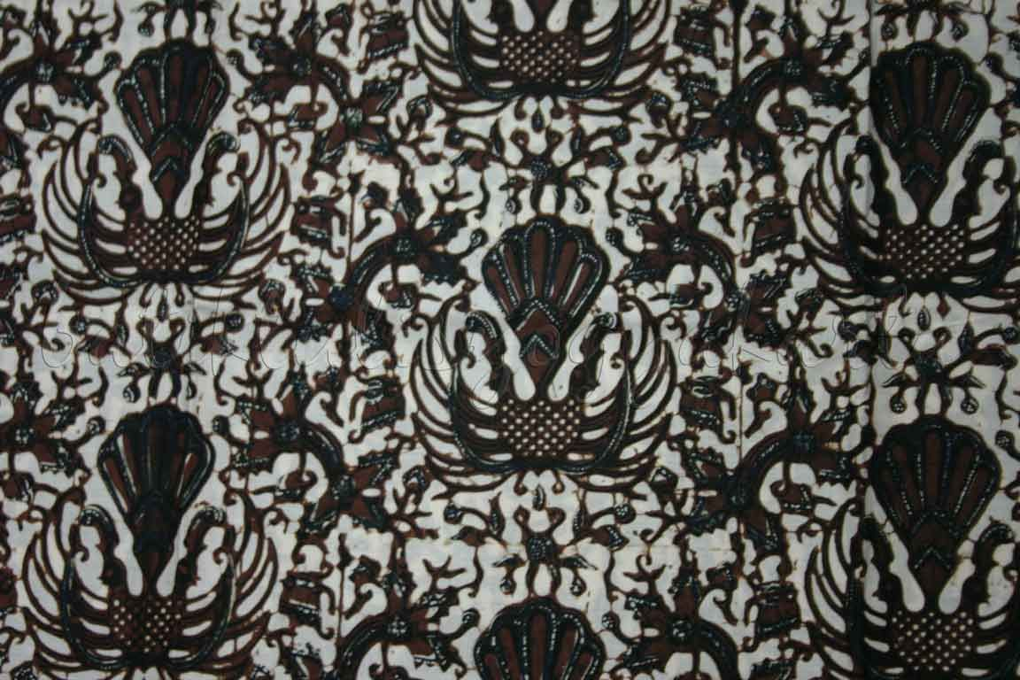 Batik Sogan Yogyakarta Motif Sidoasih2  Batik  Pinterest
