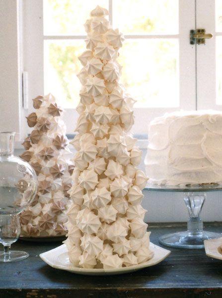 Meringue Croquembouche Wedding Cake Impressive Probably Easy
