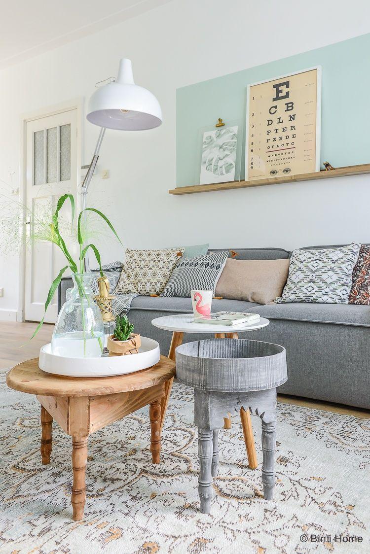 Interieurontwerp woonkamer : Jaren 30 huis inrichten in Haarlem  Interior  Pinterest ...