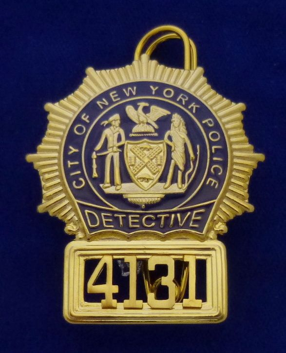Pin by Michael Wolf on Stinkin' Badges! | Police badges for sale