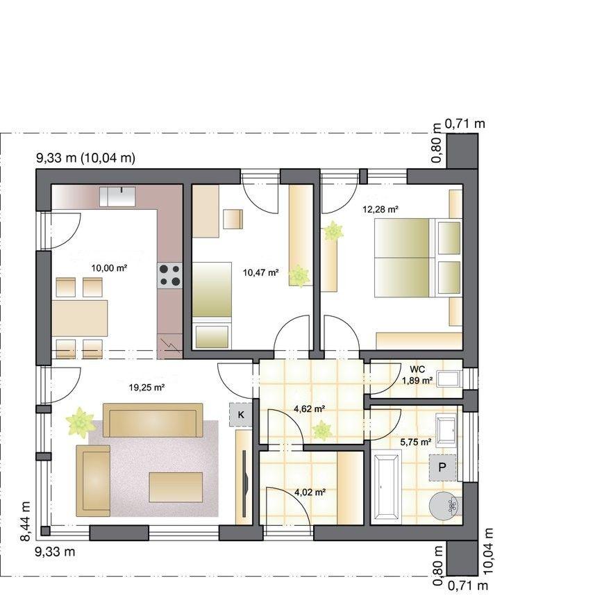 Haas fertigbau case in legno prefabbricate proyectos for Case prefabbricate in legno haas